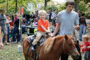 child-riding-a-pony
